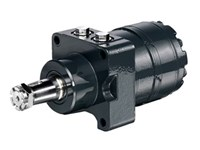 """Danfoss RE - 4 mounting holes - 1.1/4"""" tapered shaft"""
