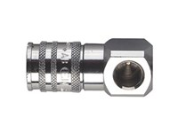 Cejn testnipple G1/4 BSP Femal90 degree female without valve