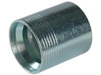 Kappe   3/4 2-delt preskobling Slangetype R9R/4SH/4SP/R12/R1
