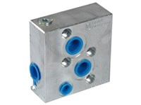 Ventilblok f. Orbit Motor MM-OMP/OMR-LS-VME06-4B
