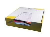 TexBox, flatlagda textildukar Universal, 3.5kg