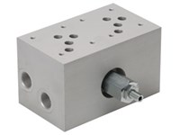Pressure relief valve (2xcetop With A04G2HZN
