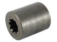 Splinebøsning  9 T 16/32 DP (SAE-A muffe)