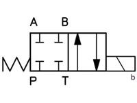 DHI-0611/A-X24DC               Atos solenoid valve cetop3