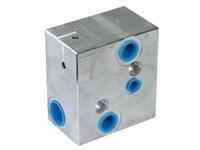 Ventilblok f. Orbit Motor MM-OMS-LS-CP441-1-4B