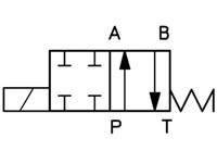 DHI-0671-X24DC                 Atos solenoid valve cetop3