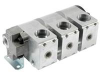 PLD10.04V x 3/PLC051-100       Polaris flowdivider,   Casapp