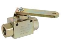 Ball valve - tip stop          HBKH G1/2 13 1123 1 p with gr