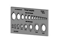 Thread identification board - Metric + BSP