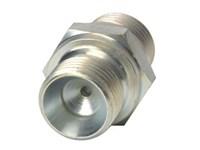 """Brystnippel 1/4"""" BSP m. 1.0mm boring"""