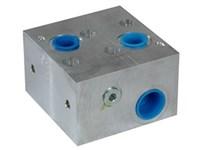 Ventilblok f. Orbit Motor MM-OMH-00-CP441-1-4B