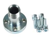 "Nippelflange 3/4"" BSP - (4) Boltcirkel 40mm"
