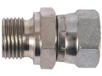 Adapter Rak, Utv-G 1/8'', /Inv-7/16''JIC