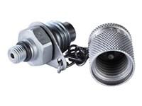Testnippel, M8x1  SMK20-M08x1-PA