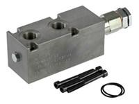 SDE030-060/OVV101 enkel sænke/bremseventil, port A,