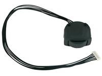 Rullekontakt PROF1 håndtag, 6-pin standard
