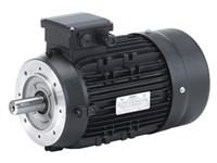 HMA3 80 1400 rpm 0.75 Kw 4 pol B14/120 IE3 sort 230/400V 50H