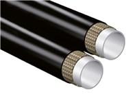 Termoplastslang 3/16 Twin, P=330 BP=1150 BR=20mm