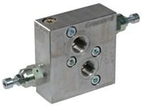 DB Chock f. Orbit Motor OMP/OMR MM-OMP/OMR-00-DVME06-EN-1-4B