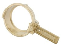 Elaflex 2  TW brass            Compression ring with lever.