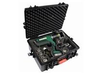 Akku formontagemaskine med kuffert 2 batterier 18V