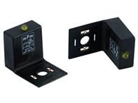 Led adapter m/VDR+LED 24V. Gul