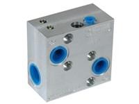 Ventilblok f. Orbit Motor MM-OMH-LS-CP211-2-4B