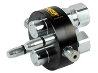 MultiFaster Mobile part 2P208  2x1/2  outlet, 1/2  BSP femal