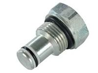 SDE030/LT blændprop aflasteventil 08-2 (CAV02-2)