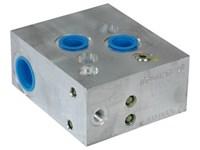 Ventilblok f. Orbit Motor MM-OMS-LS-CP211-2-4B