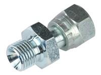 Adapter rak, Utv-G 60° kona, Inv-ORFS