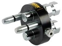 MultiFaster Mobile part 2P206  2 outlet 3/8 , 1/2  BSP femal