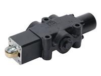 DF20/3AC17CB selector valve    with cam control
