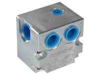 Ventilblok f. Orbit Motor MM-DH/DS-00-SVP10-NCR-4B