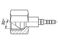 PRESSNIPPEL IG1/8 SL2MM SLIP-ON NV=14