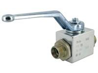 Ball valve-male -M12x1,5/ø6    BKH 6L 08 1113 1