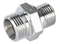 Stud fitting - ø6L x M10x1 - AISI316