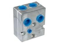 Ventilblok f. Orbit Motor MM-OMT-LS-CP441-1-6B