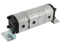 PLD20.08 x 3 - MID inlet       Polaris flowdivider,   Casapp