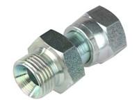 Adaptor 1/2 BSPx13/16 ORFS nut