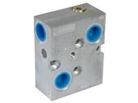 Ventilblok f. Orbit Motor MM-OMT-LS-CP211-1-6B
