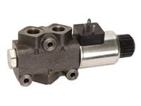 """DFE052/3A18ES-W-201-12Vdc Walvoil 3/2 vejs ventil 3/8"""" åben"""