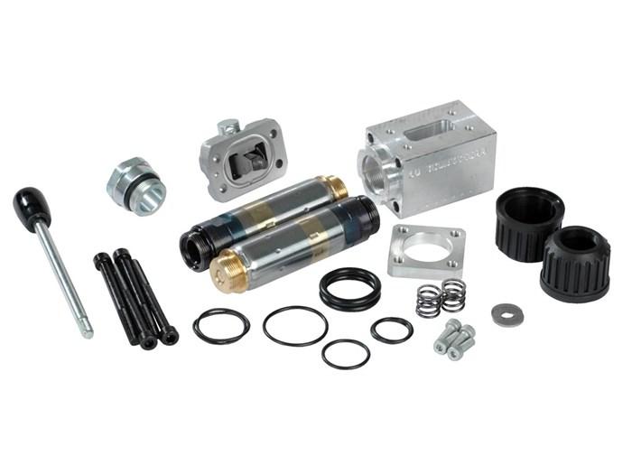 SDE060/8ES3LHC mont.sæt on/off magnetventil kontrol begge po
