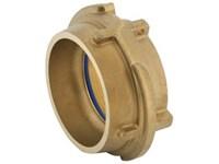 """Elaflex 2"""" TW male coupling in brass Type VK 50 -  1.1/2"""" fe"""