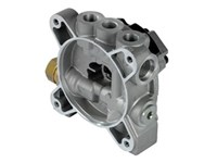 0,25CC pump support 2/2 (3G) med diffuser på returport