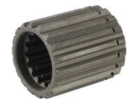 Bøsning DIN5482 35x31 Z18    + Indv. SAE 16/32 DP Z15