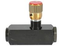 1    flow control valve Tognel Pressure compensated