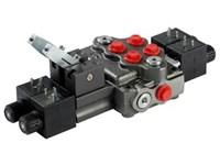 SD5/2-P(JG3-120)/18ES3LH/18ES3  LH/AET-24VDC,        Walvoil