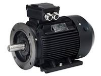 HMA3 90 960 rpm 1.1 Kw 6 pol B3/B5/200 IE3 sort 230/400V 50H