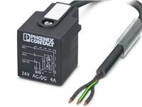Sensor-/aktuatorkabel - DIN A / Hirschmann - 3.0 meter